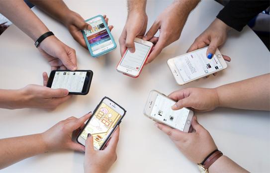 tối ưu hóa bài viết trên điện thoại