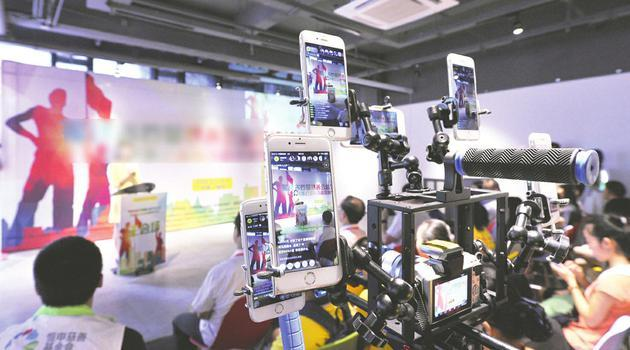 công nghệ livestream influencer