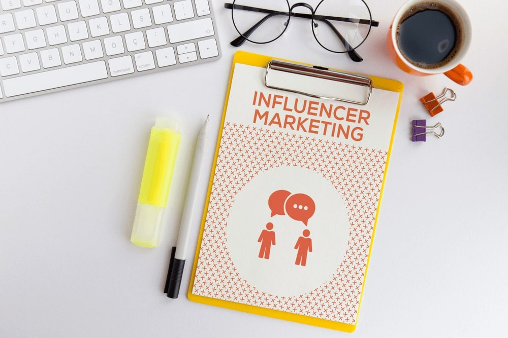 influencer marketing trên facebook