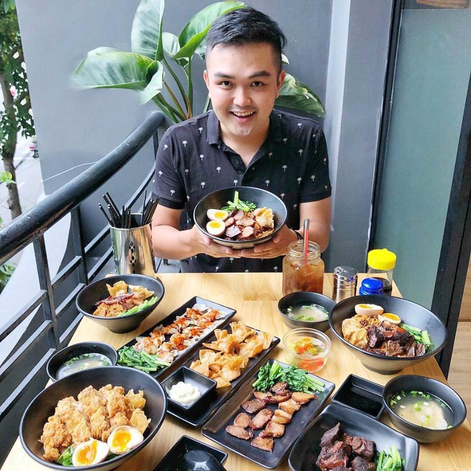 food blogger Sài Gòn