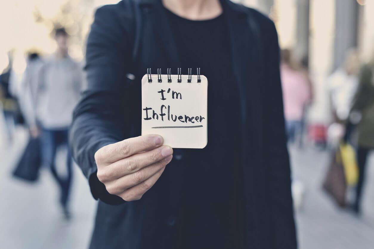 lựa chọn influencer theo sở thích