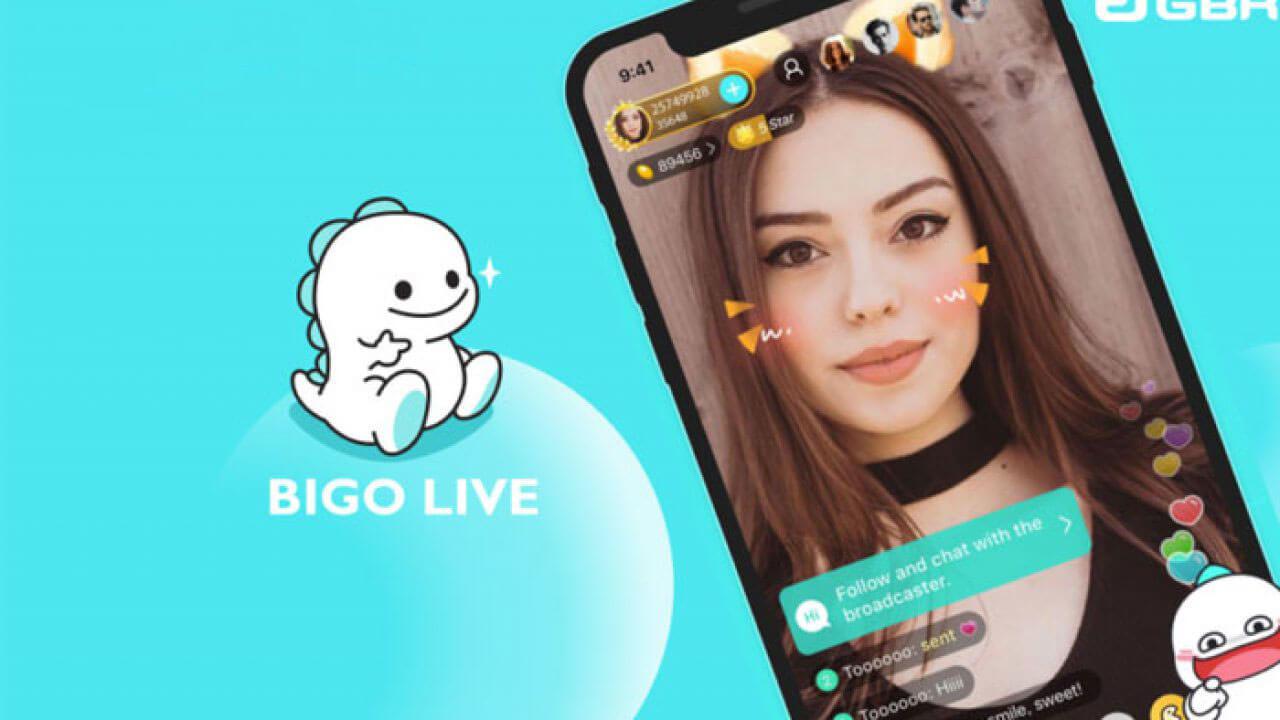 livestream trên điện thoại bigo live