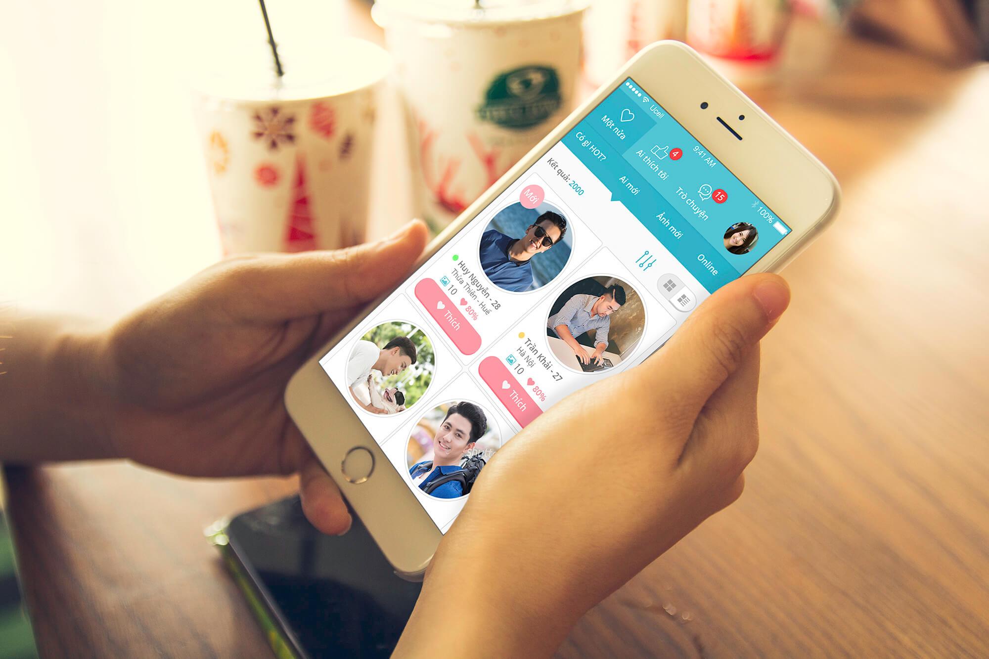 hẹn hò online nghiêm túc