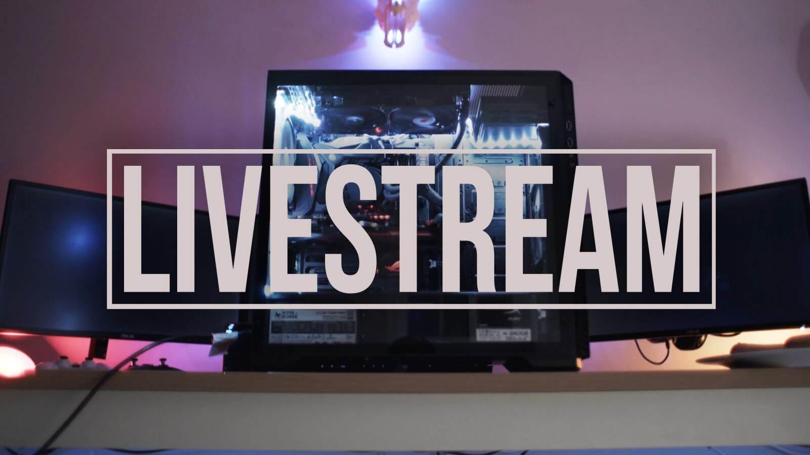 xu hướng livestream