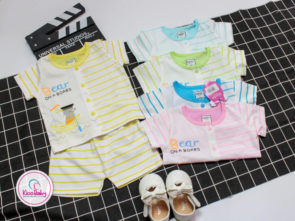 Zalo OA Cửa Hàng - Xưởng quần áo trẻ sơ sinh Kioo Baby