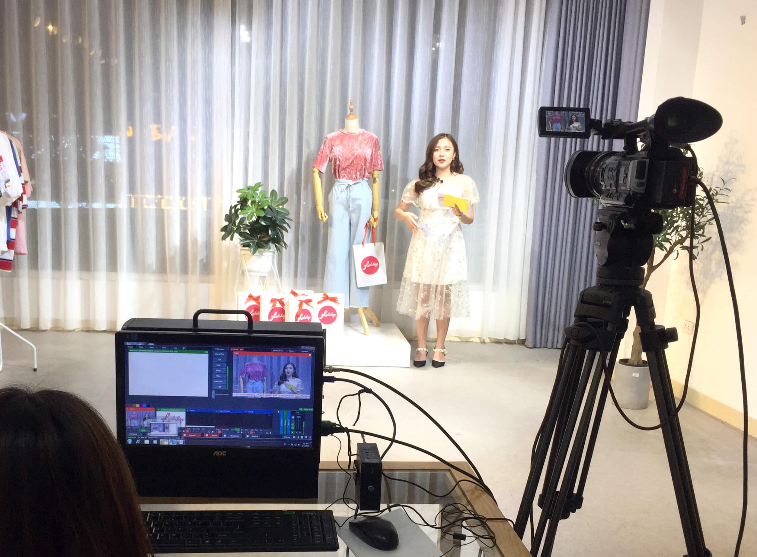 Cung cấp nhân lực Livestream uy tín với MF Vietnam