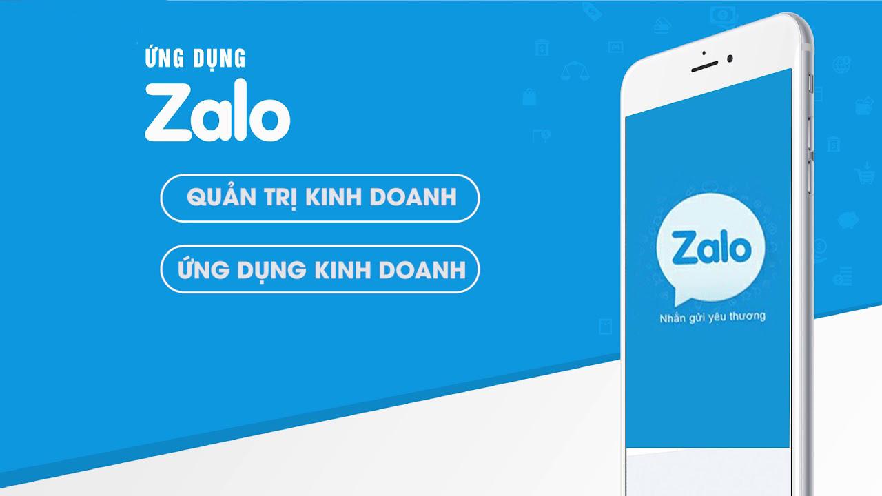 Đối với Zalo OA sử dụng trực tiếp tên của doanh nghiệp